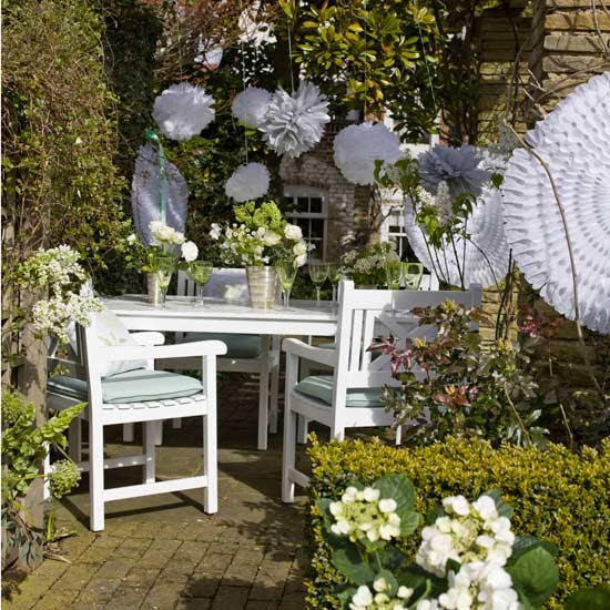 set the mood elegant garden party decorating ideas housetohome