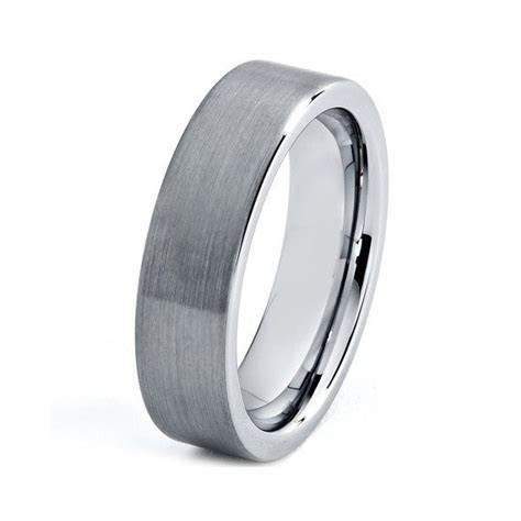 2015 Must Have Handcrafted Titanium Wedding Bands High