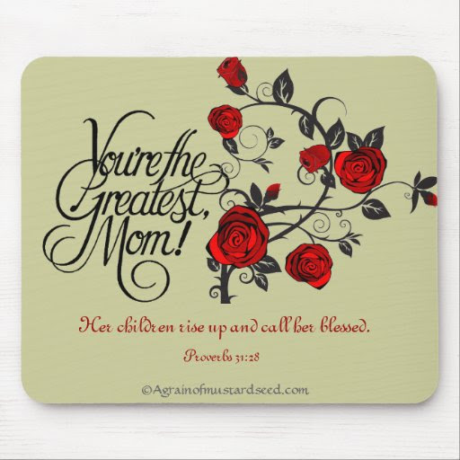 Mother\u002639;s Day Quotes Mouse Pad  Zazzle