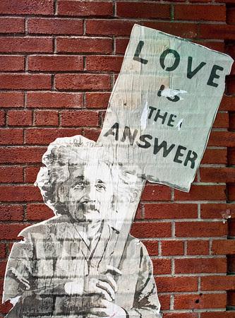 Einstein, Im in Love