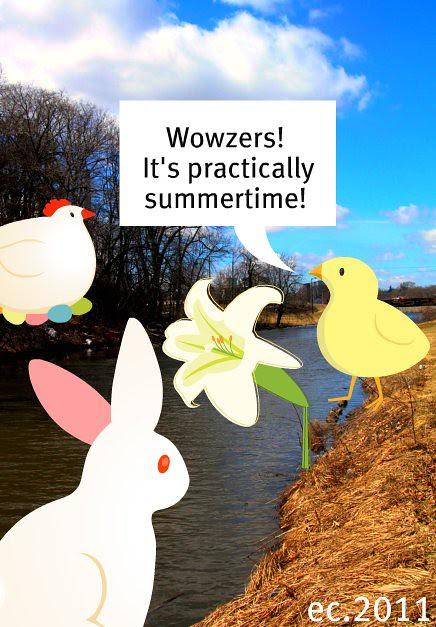 Random Spring Objects