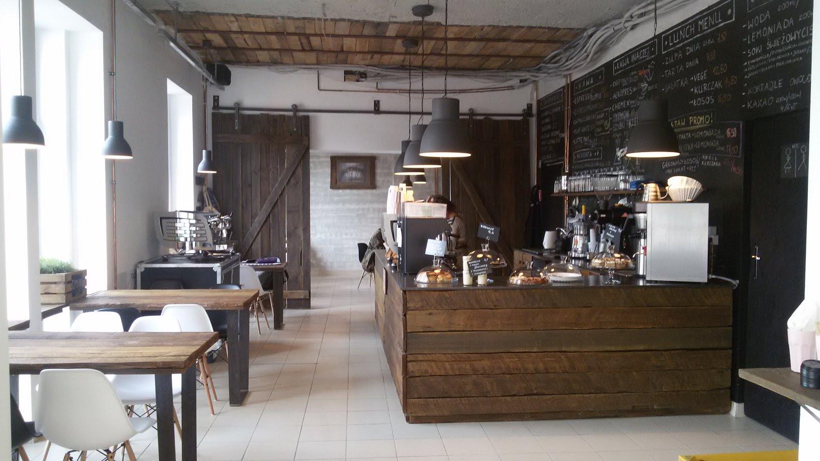 Silesia Smakuje Katowice Nowa Coffee Synergia Kawa Na Wiele Sposobów