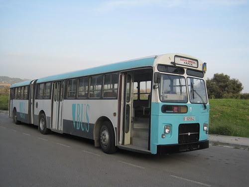 Autobus Pegaso Monotral 6035A a Sant Sadurní de Noia (Penedès)