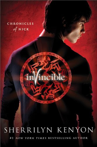 Invincible: The Chronicles of Nick by Sherrilyn Kenyon