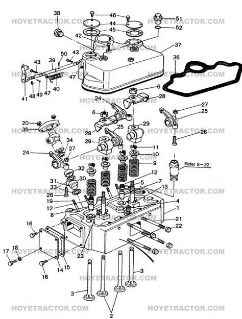 HEAD: Yanmar Tractor Parts