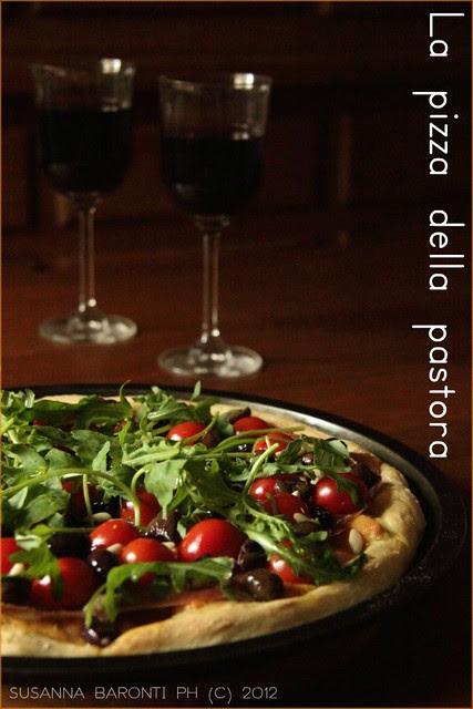 pizza alla pastora