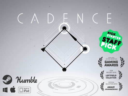 Cadence by Made With Monster Love — Kickstarter