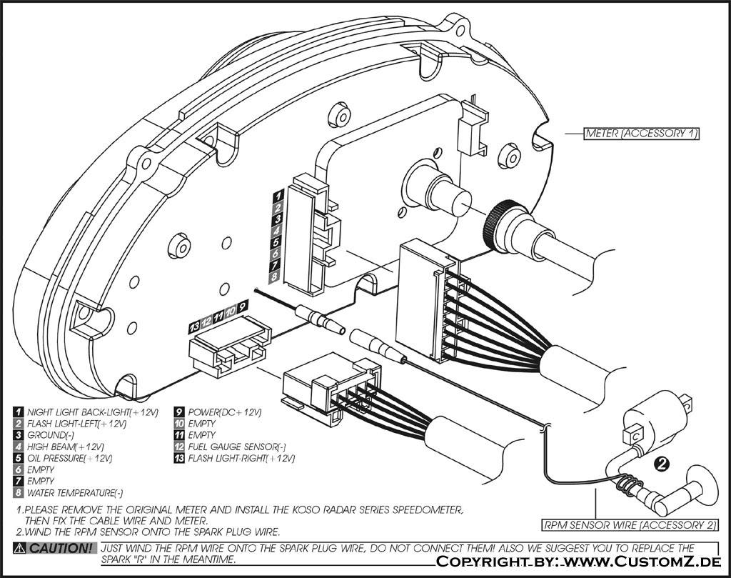 Stromlaufplan Peugeot Speedfight 2