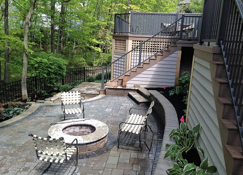 Could your new deck and patio combination be a work of art? | Archadeck Outdoor Living