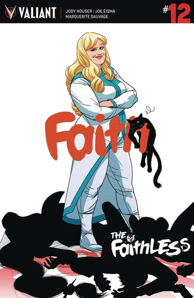 Faith #12 (Cover A - Kano)