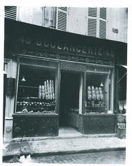 Boulangerie, 48 rue Descartes, Paris