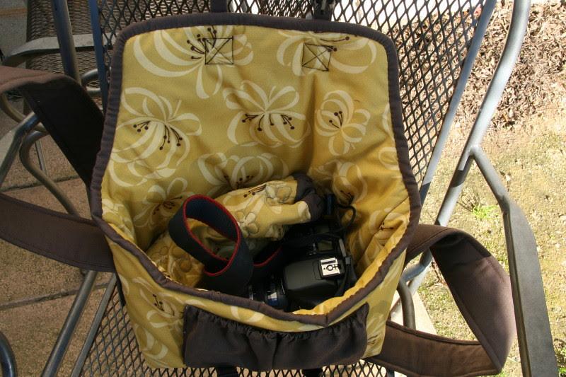 Camera bag for me