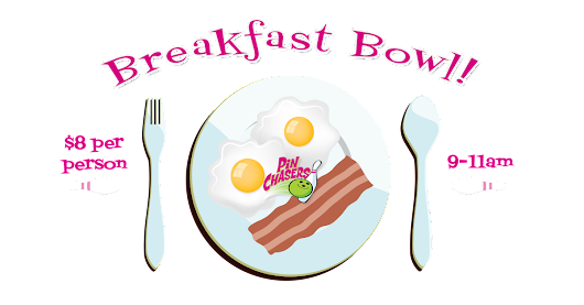 Breakfast Bowl at Pin Chasers