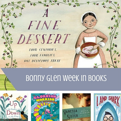 Our Week in Books: September 6-12 - Here in the Bonny Glen