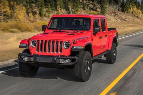jeep gladiator price specs mpg diesel