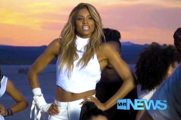 Got Me Good (Video), Ciara