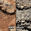 Streams Of Water Once Flowed On Mars; NASA Says Photos Prove It : NPR