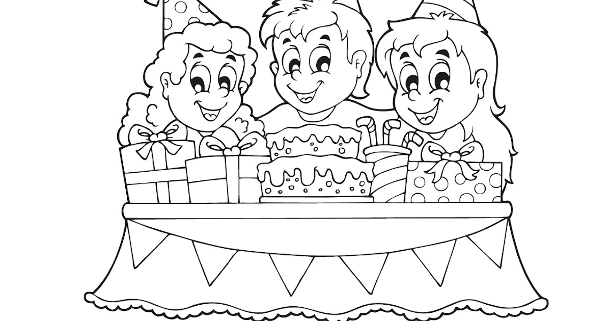 rapia kuning09 kleurplaat verjaardag frederique