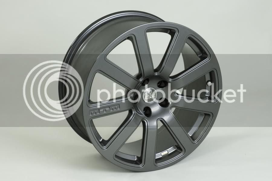 """FS: MTM Bimoto wheels 9.5x19"""" ; 5x112 ; et29 Gunmetal"""