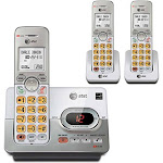 AT&T EL52303 Handset Cordless Answering System with Caller ID/Call Waiting - 3 count