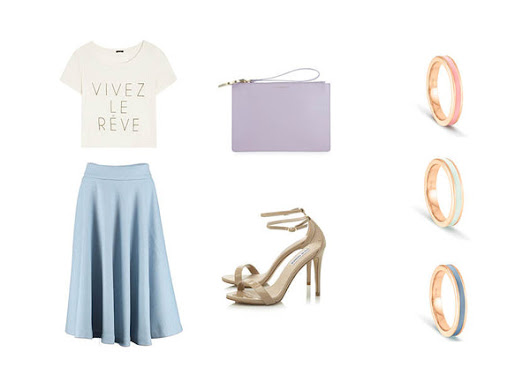 'How to Wear' - Spring Pastels