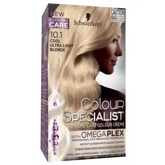 Schwarzkopf Colour Specialist 10 1 Cool Ultra Light Blonde