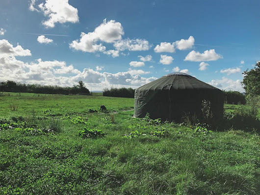 New for 2017 Holidays! | Somerset Yurts