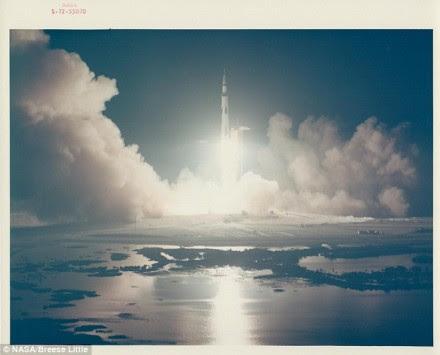 Σπάνιες φωτό της NASA από την χρυσή εποχή της εξερεύνησης του διαστήματος