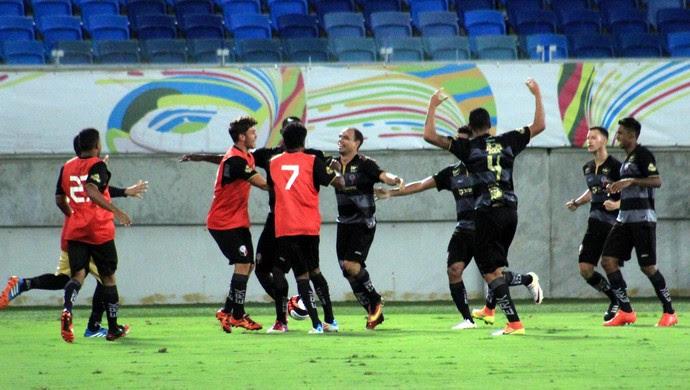 Alecrim x Santa Cruz de Natal - Campeonato Potiguar (Foto: Fabiano de Oliveira)