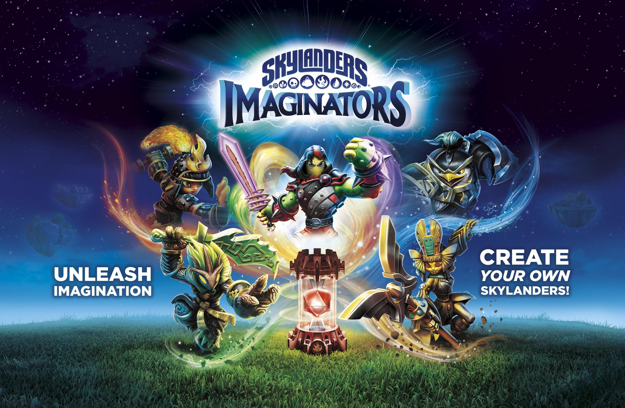 Resultado de imagem para Skylanders Imaginators