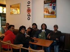 Dlm Restaurant Oporto Kat Bondi Beach, Sydney, Australia