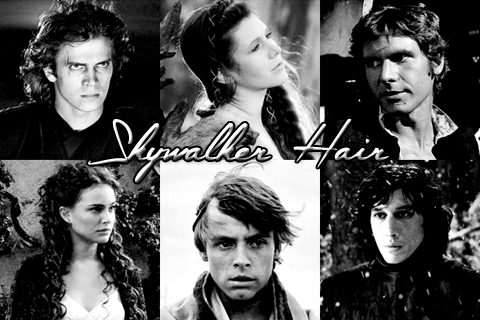 Skywalker Hair | Anakin And His Angel