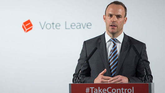 Dominic Raab insists he's NOT a rogue sex robot for Tory women of a certain age