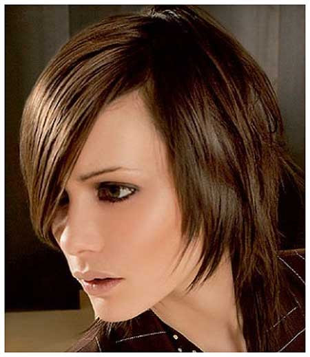16 Lovely Short Cuts for Oval Faces   Short Hairstyles ...