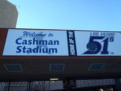 Cashman Stadium