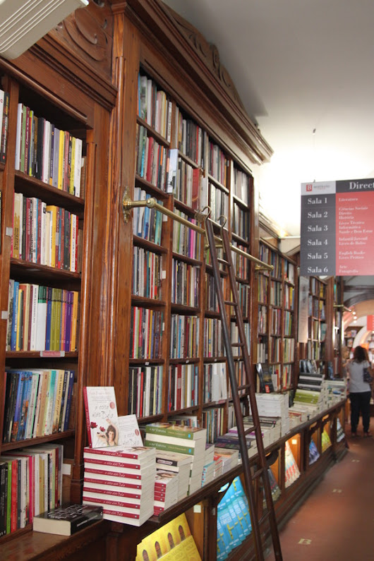 The World's Oldest Still Operational Bookstore