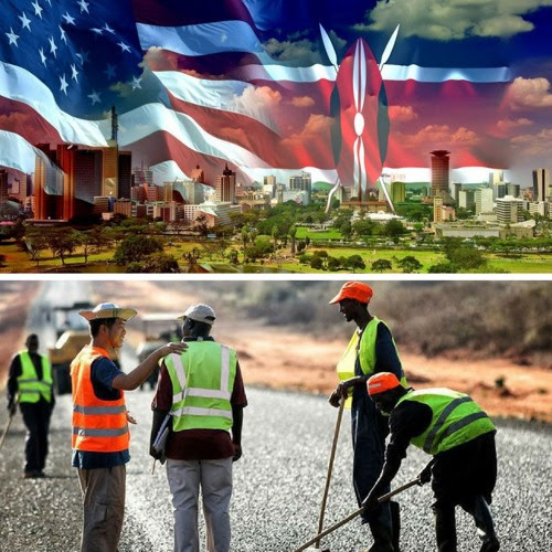 Who'd you rather work for in Kenya: a U.S. or Chinese company? by The China Africa Project