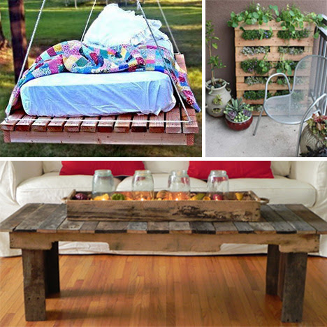 13 DIY Pallet Projects To Load Your House With Charm   Urbanist