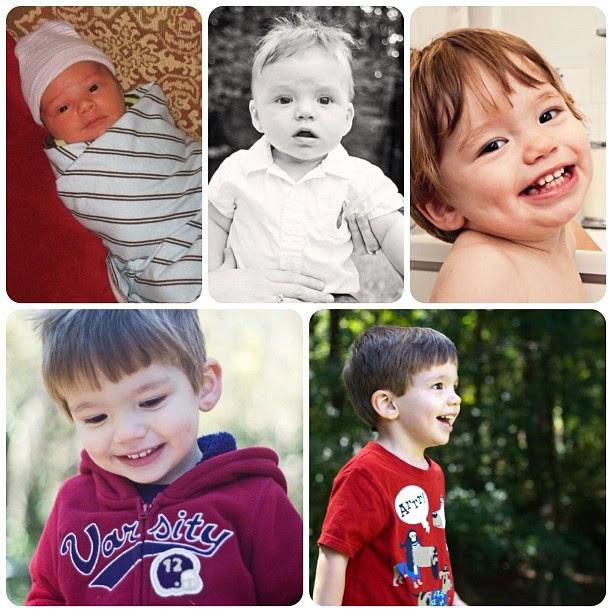 It's crazy watching them grow up. #3rdbirthday