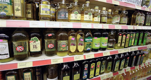 FAKE Olive Oil is Literally Everywhere! How To Know Whether It Is Fake Or Original Olive Oil | World Truth.TV
