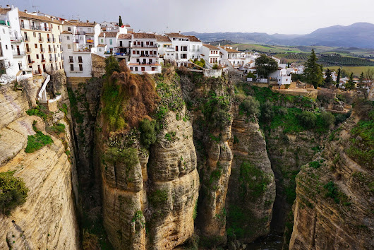 From Bullfights to Orange Trees: Drama & Romance in Ronda, Spain