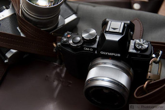 Want to Win an Olympus OMD EM10? Here's Your Chance
