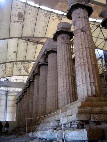 Temple of Apollo Epikourios, Bassae