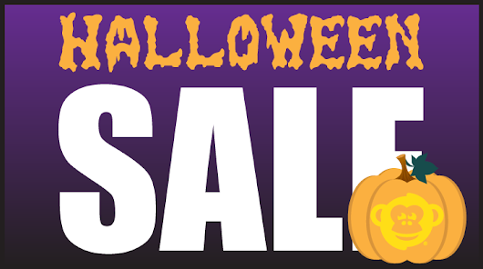 OMUNKY - Halloween Sale - 25% Off Nocturnal Naptime and More!