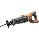 Ridgid 18-Volt Octane Brushless Reciprocating Saw (Tool-Only)