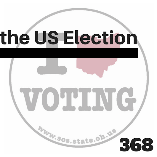 20 Questions Tuesday: 368 - the US Election