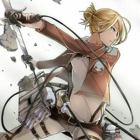 Annie Leonhardt Wiki Anime Amino