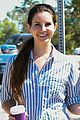 lana del rey shows off her fourth of july style while grabbing coffee 04