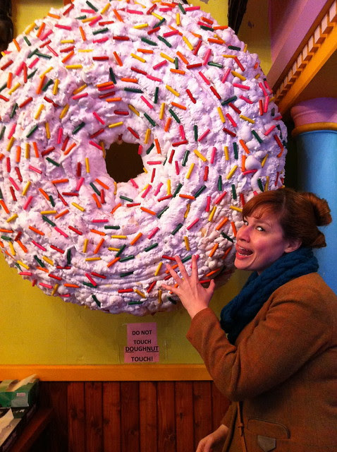 Huuuuge Donut