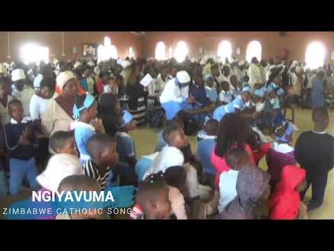 Zimbabwe Catholic Ndebele Songs - Ngiyavuma